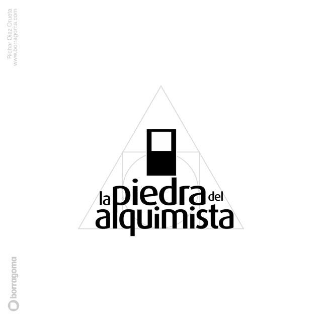 La piedra del Alquimista / Logotipo y Blog Trabajos Realizados Logotipo Imagen Corporativa Diseño Gráfico Blog