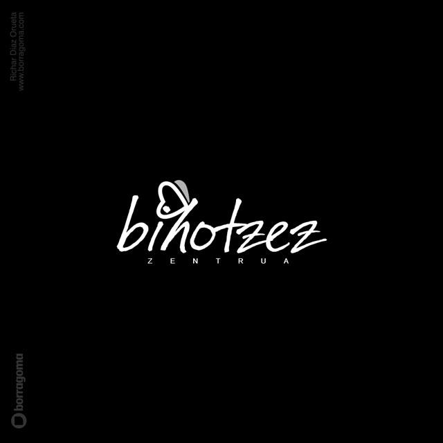DIS Bihotzez logo 02 Bihotzez Zentrua / Imagen Corporativa Trabajos Realizados Logotipo Imagen Corporativa Diseño Gráfico
