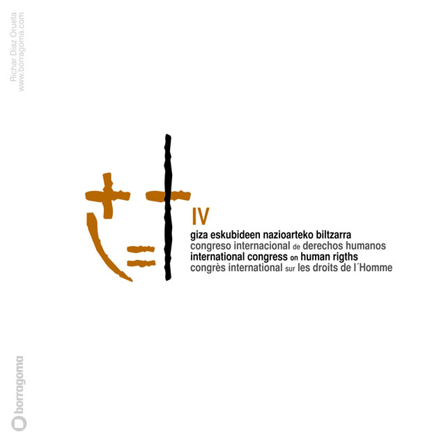 IV Congreso Internacional de Derechos Humanos (2010) / Imagen Gráfica del Evento