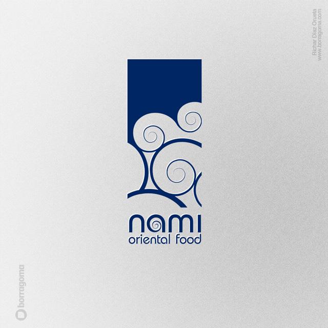 """""""Nami"""" Cocina virtual / Imagen Corporativa"""